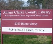 Photo of Athens-Clarke County Library - Athens, GA