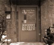 Photo of New York Public Library Macomb's Bridge - New York, NY