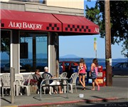 Alki Bakery Seattle, WA