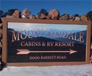 Photo of Mountaindale Campground and Cabins - Colorado Springs, CO