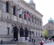 Photo of Boston Public Library - Boston, MA